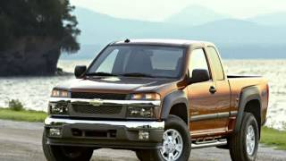 Chevrolet Colorado Extended Cab videos