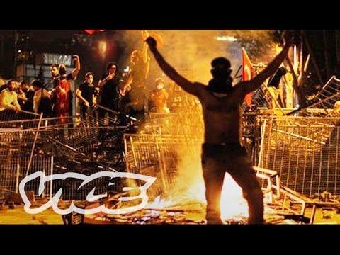 Turkey's Civil Revolt: Istanbul Rising