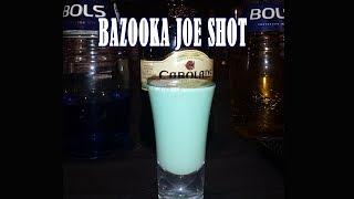 Bazooka Joe Shot | How to Make Bazooka Joe Drink