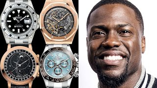 Kevin Hart Watch Collection - Rated from 1 to 10!