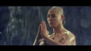Shaolin Monk Jet Li