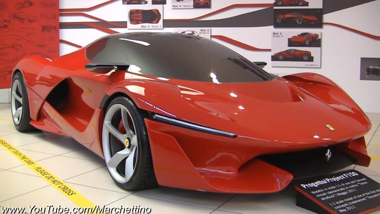 Jeep Mighty Fc >> Ferrari LaFerrari Concept Tensostruttura - YouTube