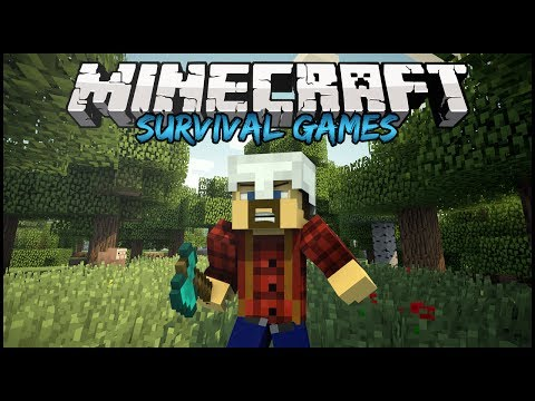 Minecraft Survival Games: