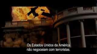 Trailer 2 ASSALTO À CASA BRANCA (Portugal)