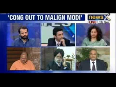 India Debates : Is Congress using Saheb Tapes to muddy the election campaign?