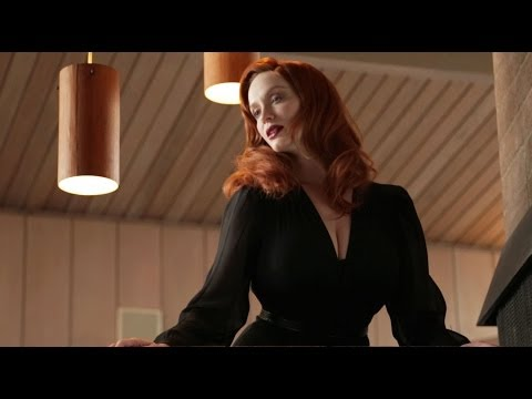 Lady & The Vamp: Christina Hendricks about the two sides of every woman | NET-A-PORTER.COM