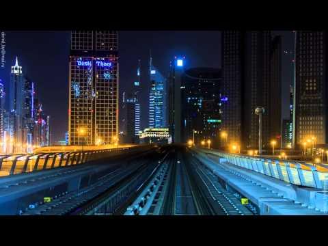 Путешествие по ОАЭ Дубай Dubai - timelapse - ОАЭ 2013