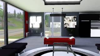All comments on Modern Beach House, THE SIMS 3. Interior ...