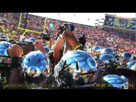 Oregon Football Rose Bowl Highlights