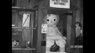 Annabelle Doll & Perron Family Haunting: True Story Of