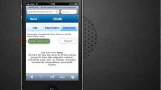 HIP Store HeavenIphone otra alternativa a ifanbox ,installous , vshare, appaddict IOS 6.x  2013