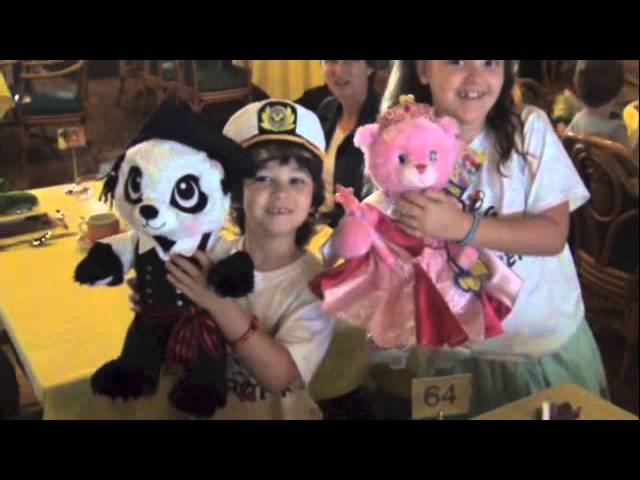 Build A Bear Disney Princess Bear Giveaway