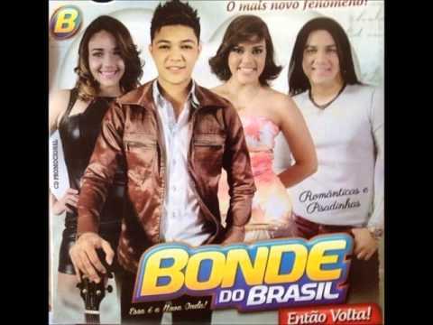 Bonde Do Brasil - Tenho Medo - Lançamento TOUR 2014