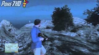 GTA V / Easter Egg La Niña Fantasma En GTA 5