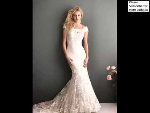 Pictures Of Mermaid Wedding Dresses & Trumpet Wedding Gowns