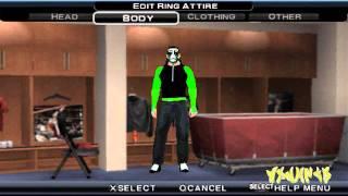 WWE SmackDown! Vs. RAW 2011 Formula Caw Jeff Hardy TNA