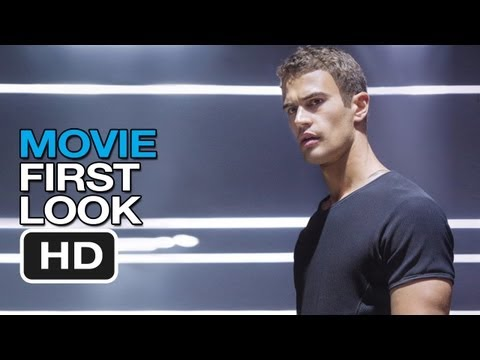 Divergent - Movie First Look (2014) - Kate Winslet Movie HD