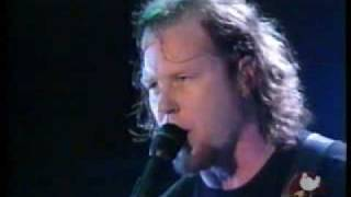 Metallica Turn The Page [Live Woodstock 1999 Full