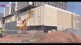 تفاصيل مثيرة  حول حادث وفاة عامل بناء بمارينا الدارالبيضاء   |   حصاد اليوم