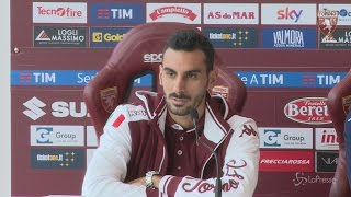 Zappacosta in conferenza stampa