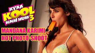 Mandana Karimi Hot videos, Mandana Karimi Images, Kyaa Kool Hain Hum 3, Bollywood movies, Tusshar Kapoor
