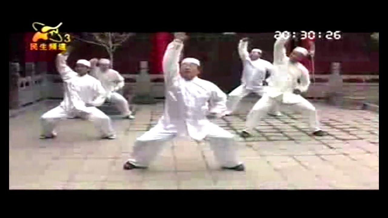 Qi Shi Quan 七式拳 - Chinese/