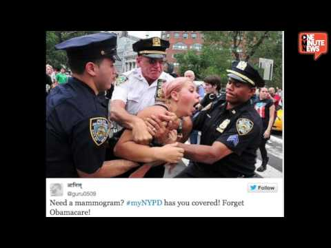The Good & The Bad of #myNYPD