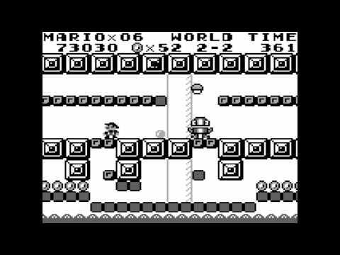 Super Mario Land - Super Mario Land high score - User video