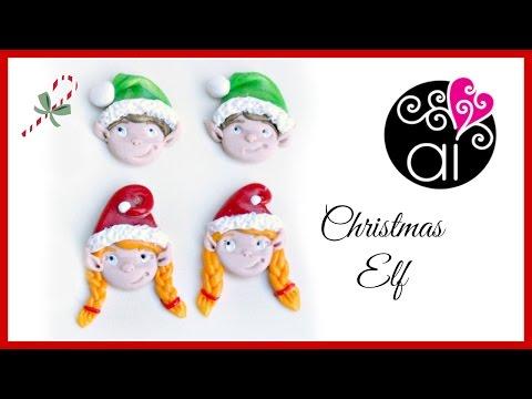 DIY Christmas Elf - Karácsonyi manó készítése