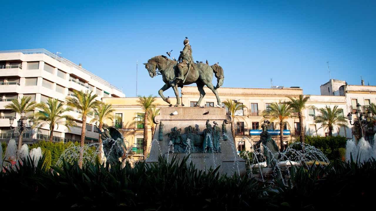Jerez de la Frontera Spain  city pictures gallery : Jerez de la Frontera, Andalucia, Spain YouTube