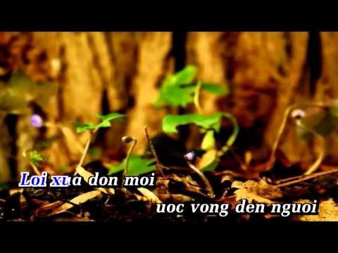 Karaoke HD Vong Gac Dem Suong HD
