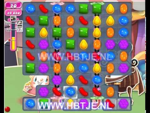 Candy Crush Saga level 550