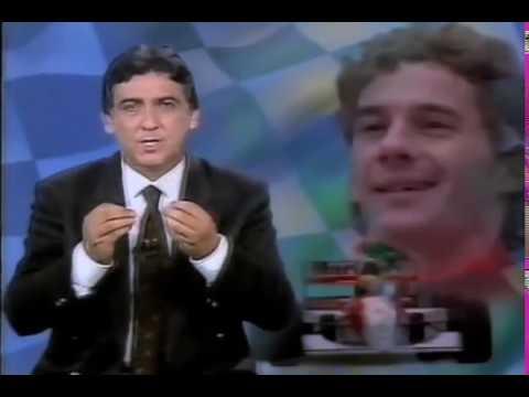 Globo Reporter Ayrton Senna HQ - 1994 - Parte 4 de 5