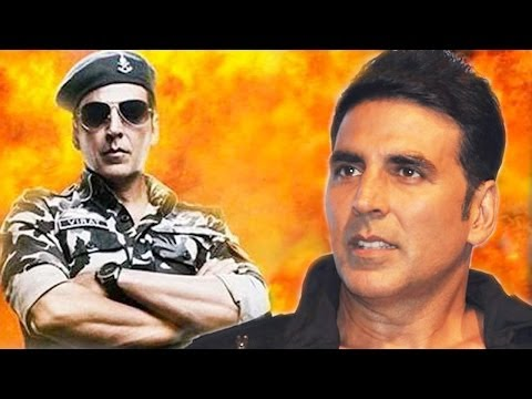 Akshay Kumar's Take On Self Defence