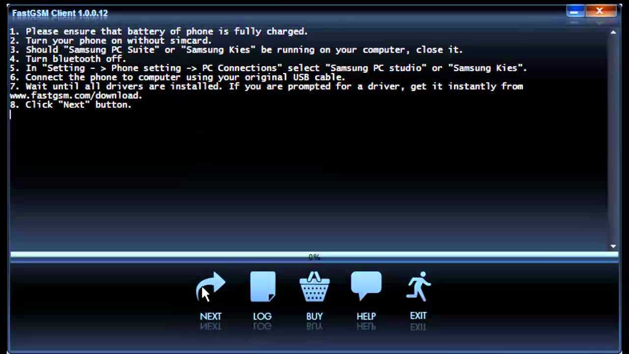 descargar fastgsm client 1.0.0.28