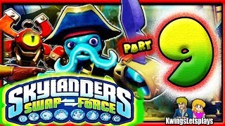 Skylanders Swap Force Wii U Part 9 Boom Jet Vs Evilized