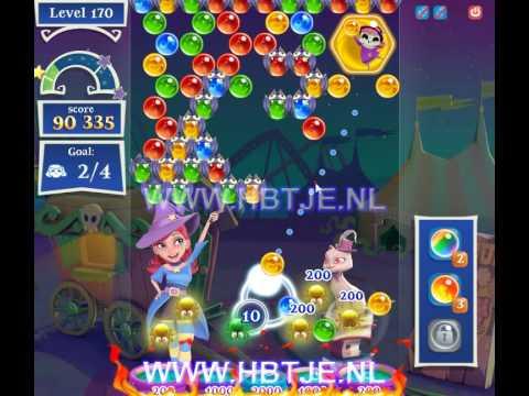 Bubble Witch Saga 2 level 170