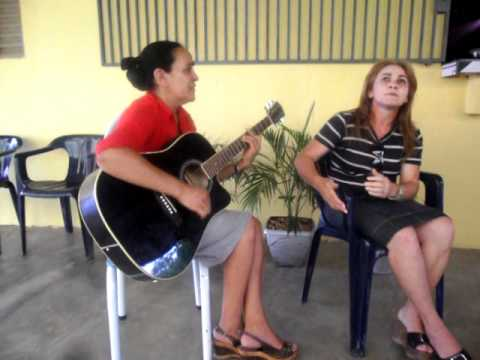 Cantora Fatima e Marinete em Brasilândia do TO - Seus Maiores Sucessos.