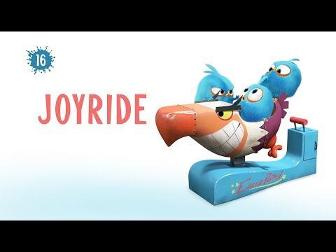 Angry Birds Blues 16 - Zábavná jazda