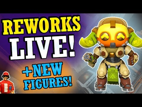 LIVE Social Systems, Reworks , & New Funko Pop! Figures (Overwatch News)