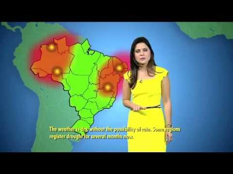 Vídeo Veja a previsão do tempo na sua região para 2050