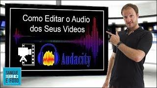 Como Editar O Audio De Um Video