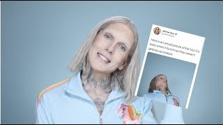 JEFFREE STAR SHADES  KAT VON D'S UNBORN BABY! ALSO EXPOSES MAKEUP BRANDS & MORE HOT TOPICS