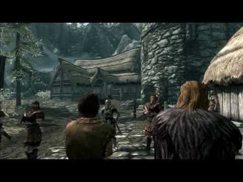 The Elder Scrolls V: Skyrim Legendary Edition Main Quest Walkthrough P.1