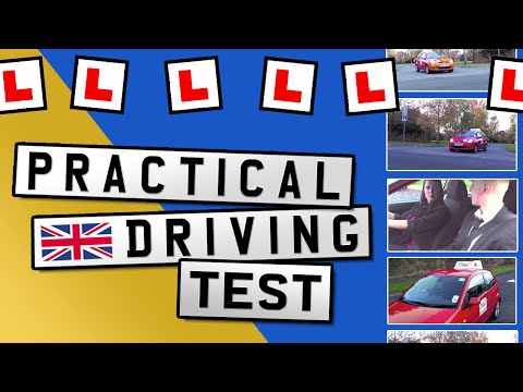 Practical Driving Test Advice