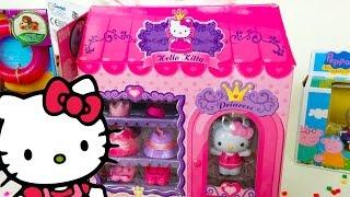 Hello Kitty Salon De Princesa Videos De Hello Kitty En