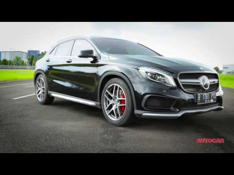 First Drive Mercedes-AMG GLA 45