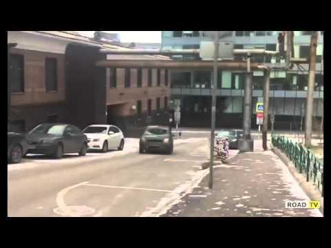 Девушка за рулем хуже обезьяны или как правильно парковаться