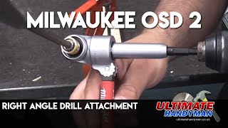 Milwaukee OSD 2 Right angle drill attachment