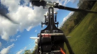 Upside Down Helicopter - Smarter Every Day